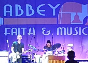 Matt Maher at AbbeyFest 2015